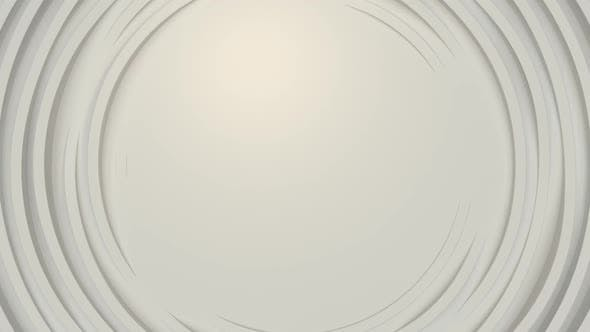 Thumbnail for White Circular Background