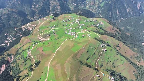 Thumbnail for High Altitude Mountain Village