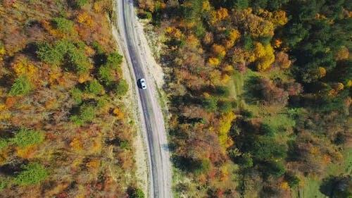 Drone Follow Car