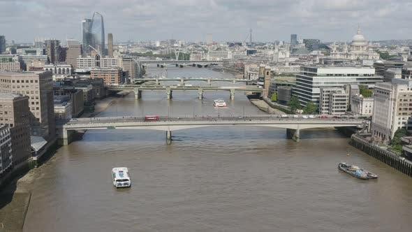 Thames River London United Kingdom