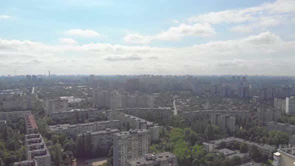 The Haze Cityscape