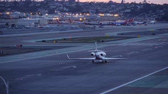 Thumbnail for Plane Taking Off