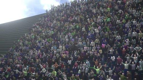 Stadium Crowd