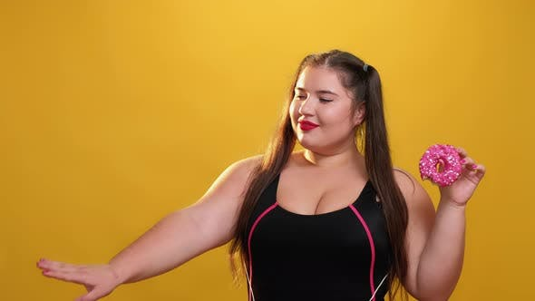 Unhealthy Food Body Positive Overweight Problem