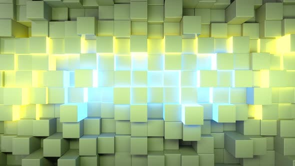 Thumbnail for Abstract Technology Background for Business Presentations
