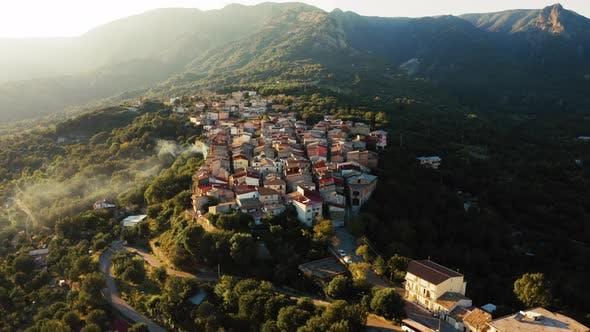 Cirella, Aspromonte Italy