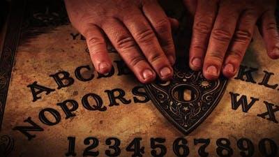 Spiritual Game Ouija Board 1