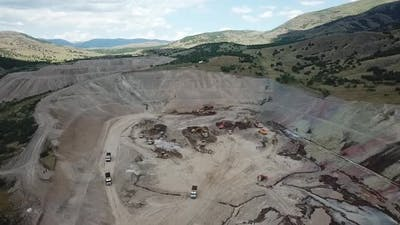 Dam Construction Continues