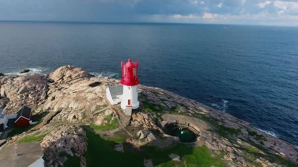 Thumbnail for Lindesnes Fyr Lighthouse in Norway