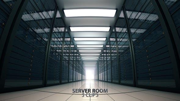 Thumbnail for Serverraum