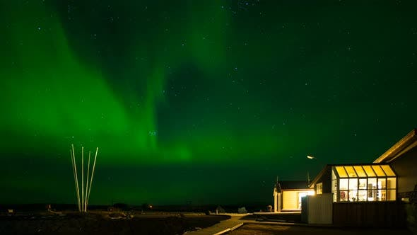 Thumbnail for Northern Lights From Iceland