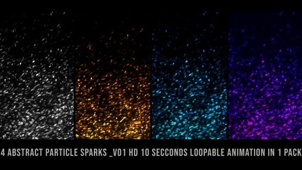 Thumbnail for Abstract Particle Sparks V01