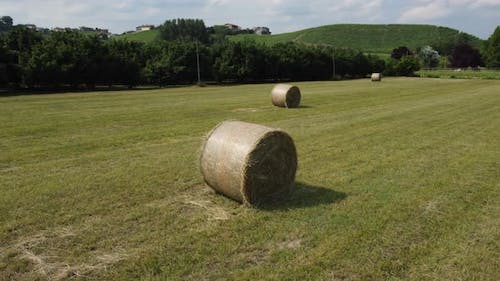 Hay Bale Agriculture