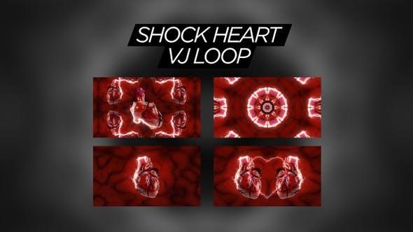 Heart Shock VJ Loop
