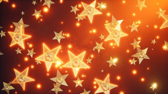 Thumbnail for Gold Falling Stars