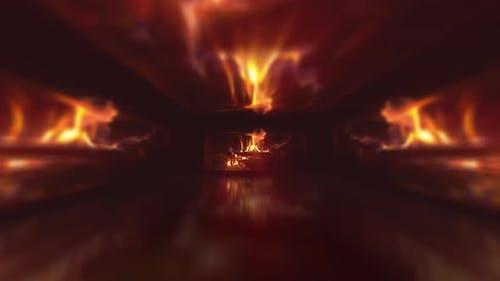 Fire Hot Room