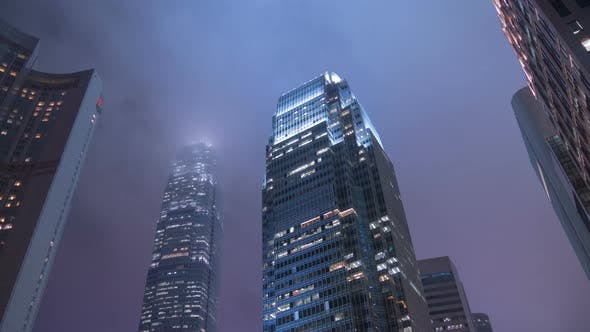 Thumbnail for Building in Storm Cloud