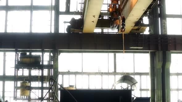 Thumbnail for Factory Overhead Crane