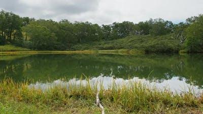 Landscape on Small North Lake