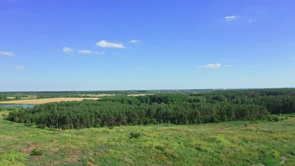 Thumbnail for Aerial View Nature Of Ukraine