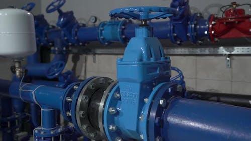 Water Pressure Station