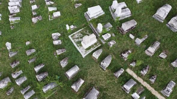 Thumbnail for Old Jewish Cemetery In Sarajevo  V10