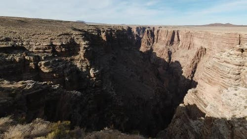 Little Colorado River Navajo Tribal Park. Arizona, USA