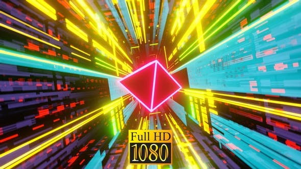 Flight Of The Cyber Prism HD