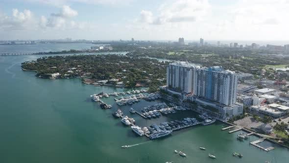 Miami Beach Aerial