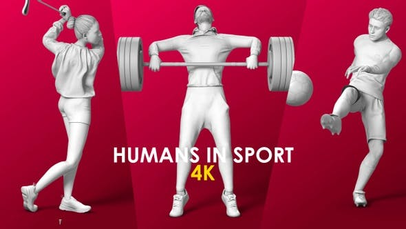 Humans In Sport
