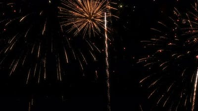 Fireworks Celebration Displays