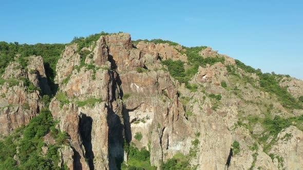 Rocky Hills Around Madjarovo In Bulgaria 1