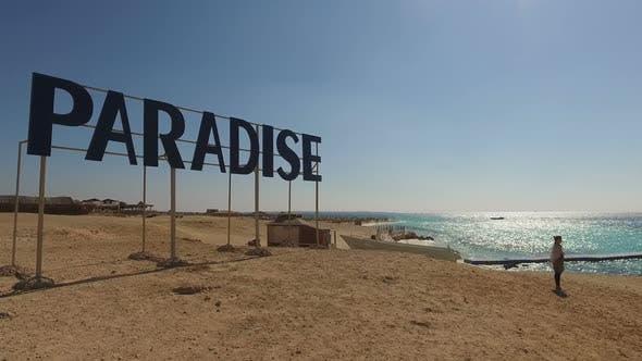 Thumbnail for Panorama of Paradise islands near Hurghada