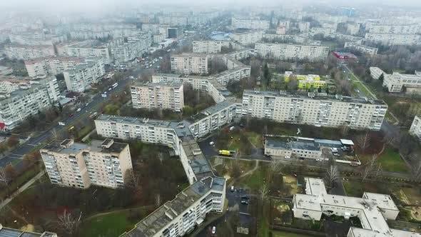 Thumbnail for The longest building in the world in Lutsk.