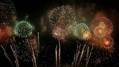 Fireworks Celebration Special Event Newyear
