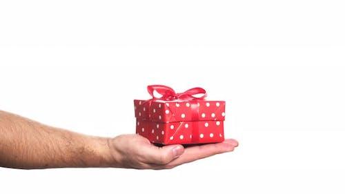 Gift Box for Valentine's