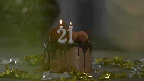 21th Birthday