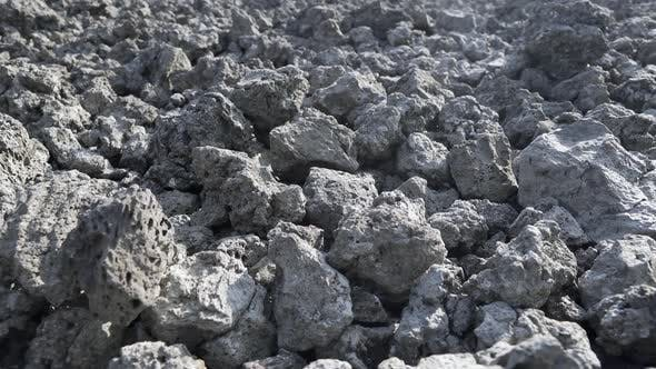 Thumbnail for Broken Basalt Rocks