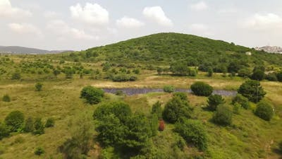 Green Hill Aerial View