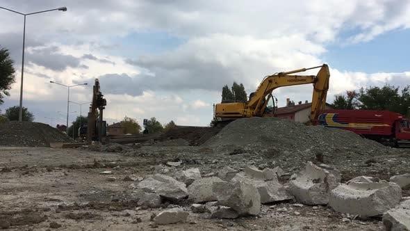 Thumbnail for Excavators