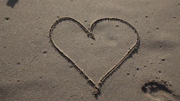 Thumbnail for Heart in the Sand