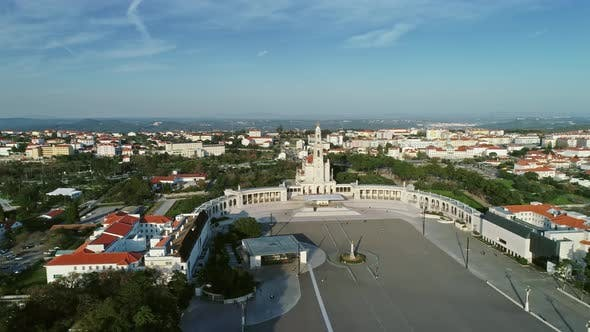 Thumbnail for Cathedral Complex and Church in Fatima Portugal
