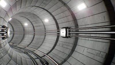 Bright Tunnel 4K