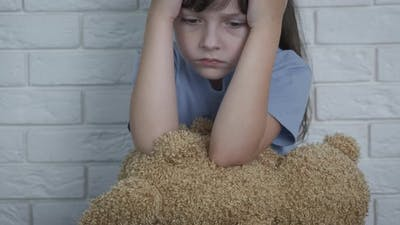 Child feeling bullied.
