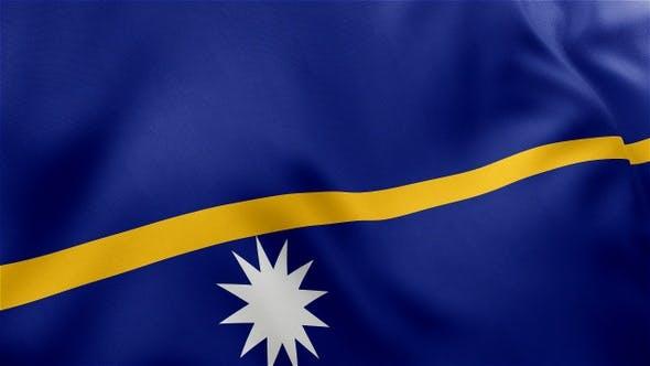 Thumbnail for Flag of Nauru