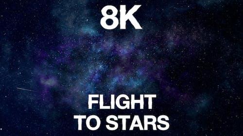 Flight To Stars 8K