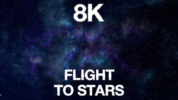 Thumbnail for Flight To Stars 8K