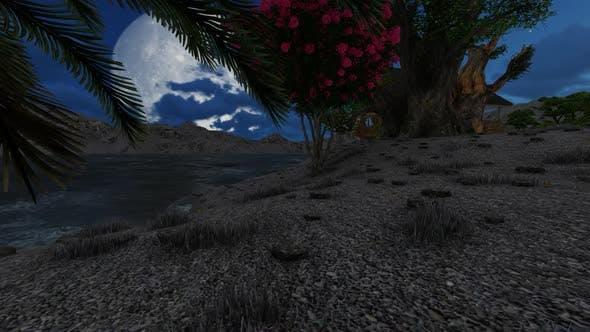 Thumbnail for Night in the desert