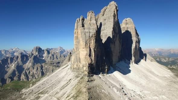 Thumbnail for Dramatic Italin Landscape