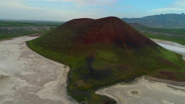 Thumbnail for Natural Volcanic Meke Crater